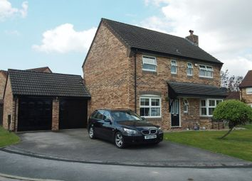Thumbnail 3 bed detached house for sale in Betony, Morecambe