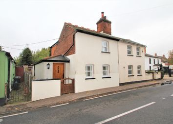 2 bed semi-detached house for sale in Church Street, Tolleshunt D'arcy, Maldon CM9