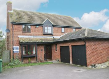 Thumbnail 4 bed property to rent in Cheshire Road, Thame