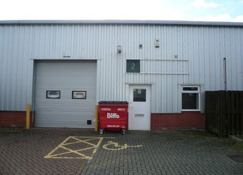 Thumbnail Industrial to let in Unit 2 Olympus Close, Ipswich