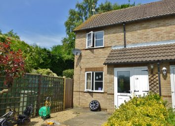Thumbnail 2 bed semi-detached house to rent in Ash Close, Uppingham, Oakham