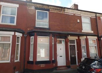 Thumbnail 3 bedroom terraced house for sale in Arnside Street, Manchester, Greater Manchester, Uk