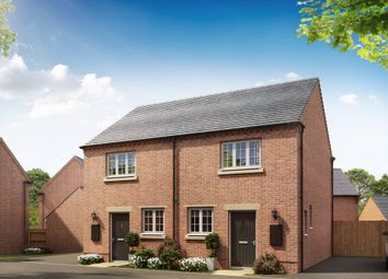 "Thumbnail 2 bed end terrace house for sale in ""Wilford"" at Shrewsbury Court, Upwoods Road, Doveridge, Ashbourne"