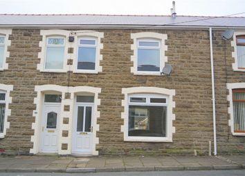Thumbnail Terraced house to rent in Carmen Street, Caerau, Maesteg, Mid Glamorgan