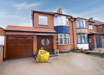 Thumbnail 4 bed semi-detached house for sale in Albury Avenue, Isleworth, Greater London