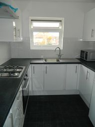Thumbnail 1 bed flat to rent in Basildene Road, Including Gas & Water Rates, Hounslow