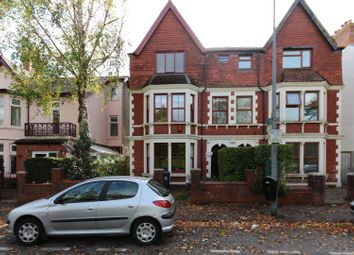 Thumbnail 2 bedroom property to rent in Romilly Road, Canton, Cardiff