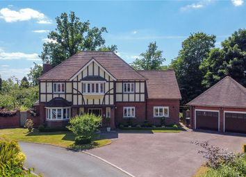 Thumbnail 5 bed detached house for sale in Lickey Grange Drive, Marlbrook, Bromsgrove