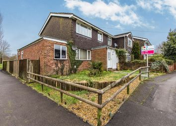 Thumbnail 4 bed end terrace house for sale in Norset Road, Fareham