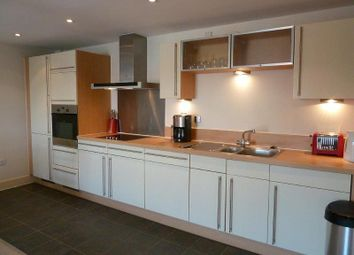 Thumbnail 1 bed flat to rent in The Canalside, Gunwharf Quays, Portsmouth