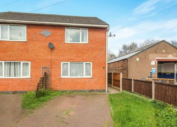 Thumbnail 3 bedroom semi-detached house for sale in Smiths Buildings, Weston Road, Meir, Stoke-On-Trent