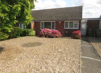 Thumbnail 2 bedroom semi-detached bungalow for sale in High Leas, Nettleham, Lincoln