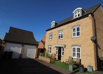 Thumbnail 6 bed detached house for sale in Centurion Close, Hucknall, Nottingham