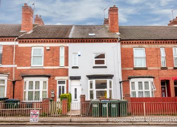 Thumbnail 6 bed terraced house to rent in Gulson Road, Stoke, Coventry