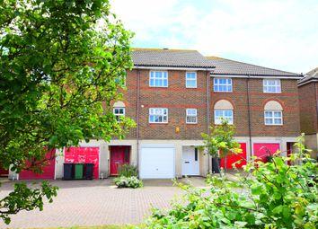 Thumbnail 4 bedroom terraced house for sale in Redmayne Drive, Hastings, East Sussex