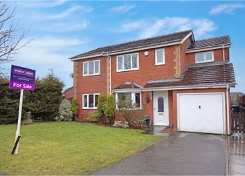 Thumbnail 4 bedroom detached house for sale in Thurgory Gate, Lepton, Huddersfield