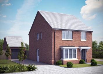 Thumbnail 4 bed detached house for sale in Hallcroft Grange, Off Station Road, Countesthorpe, Leicestershire