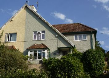 Thumbnail 3 bed semi-detached house for sale in Lyme Road, Uplyme, Lyme Regis