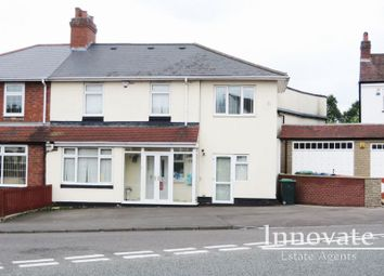 Thumbnail 5 bedroom semi-detached house for sale in Blackthorne Road, Bearwood, Smethwick