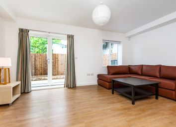 Thumbnail 1 bed flat to rent in Mossbury Road, Battersea, London
