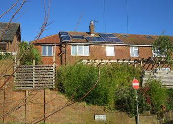 Thumbnail 3 bed end terrace house for sale in Abergavenny Road, Lewes