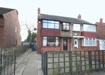 Thumbnail 3 bedroom property to rent in Inglemire Lane, Hull