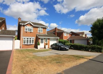 Thumbnail 4 bed detached house to rent in Frankholmes Drive, Shirley, Solihull