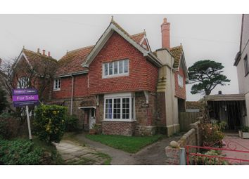 Thumbnail 3 bed semi-detached house for sale in South Street, Grampound Road