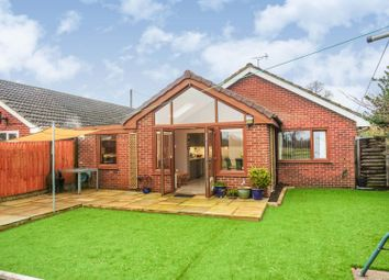 Thumbnail 3 bed detached bungalow for sale in Lime Grove, Derby
