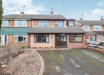 Thumbnail 4 bedroom semi-detached house for sale in Woodsetts Road, North Anston, Sheffield