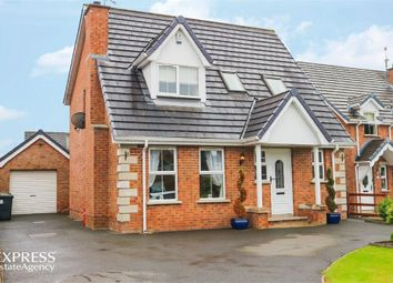 Thumbnail 3 bed detached house for sale in Limetree Meadow, Lisburn, County Antrim
