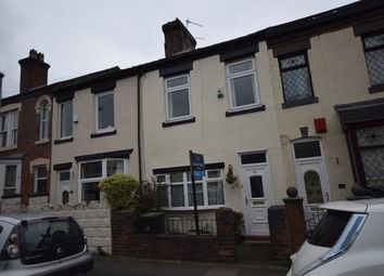 Thumbnail 4 bedroom terraced house to rent in Sackville Street, Stoke-On-Trent