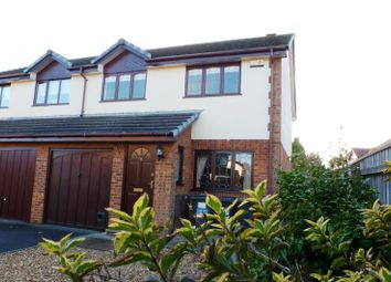 Thumbnail 3 bed semi-detached house to rent in Eltham Close, Bournemouth