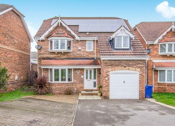 Thumbnail 4 bed detached house for sale in Brodsworth Way, Rossington, Doncaster