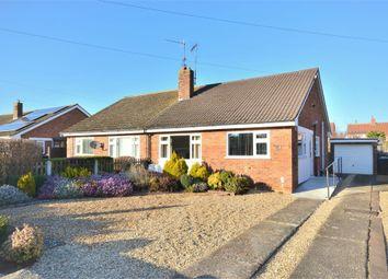 Thumbnail 2 bedroom semi-detached bungalow for sale in Queen Elizabeth Drive, Dersingham, King's Lynn