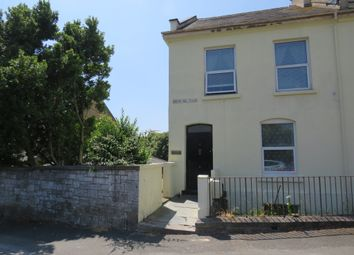 Thumbnail 2 bed flat for sale in Crosshill Villas, Stoke, Plymouth