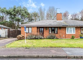 Thumbnail 2 bedroom bungalow for sale in St. James Road, Norton Canes, Cannock