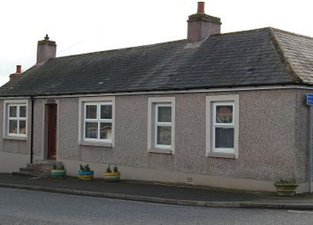 Thumbnail 3 bed semi-detached bungalow for sale in High Street, Brydekirk, Annan, Dumfries And Galloway.