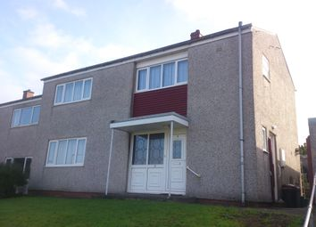 Thumbnail 3 bed semi-detached house to rent in Trafalgar Road, Haverfordwest