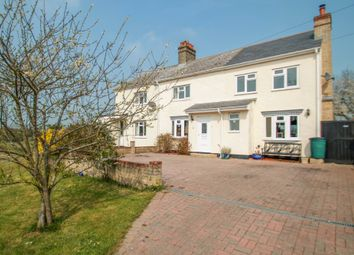 Thumbnail 4 bed semi-detached house for sale in Bartlow Road, Castle Camps, Cambridge