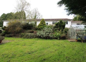 Thumbnail 5 bed detached bungalow for sale in Edwards Terrace, Newbridge, Newport
