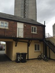 Thumbnail 1 bed flat to rent in Feather Street, Flint