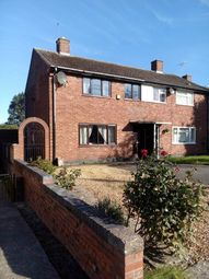 Thumbnail 2 bed semi-detached house for sale in Macdonald Close, Chesterfield, Derbyshire