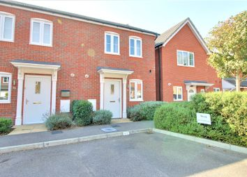 Thumbnail 2 bed semi-detached house for sale in Hazlewood Drive, Mytchett, Camberley