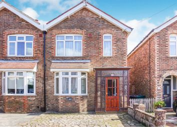 Thumbnail 5 bed end terrace house for sale in Ormonde Avenue, Chichester