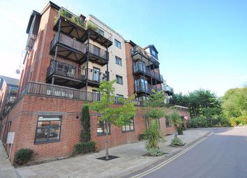Thumbnail 2 bed flat to rent in Tanners Wharf, London Road, Bishop`S Stortford