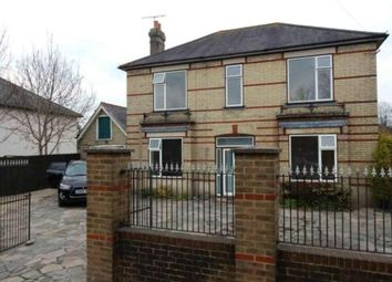 Thumbnail 4 bed detached house to rent in Brighton Road, Horley