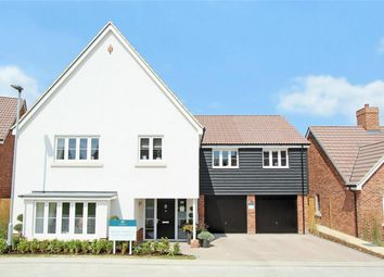 Thumbnail 5 bed detached house for sale in High Street, Great Abington, Cambridge