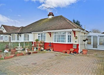 Thumbnail 2 bed semi-detached bungalow for sale in Russell Drive, Whitstable, Kent