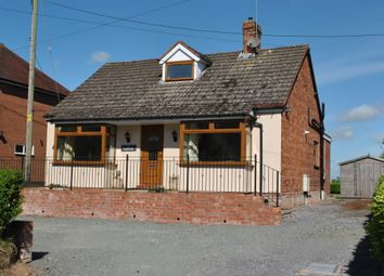 Thumbnail 3 bed detached bungalow to rent in Alkington Road, Whitchurch, Shropshire